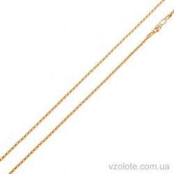 Золотая цепочка круглый якорь (арт. 5076436101)