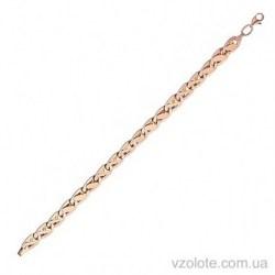 Золотой браслет Колосок (арт. 4205699101)
