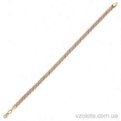 Золотой браслет Мона Лиза (арт. 4274764101)