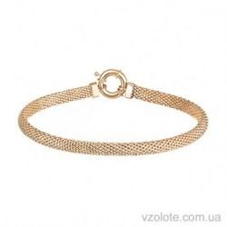 Золотой браслет Фантазия (арт. 4205770101)