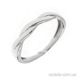 Кольцо из белого золота (арт. 1002894102)