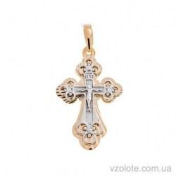 Золотой крест (арт. 501647)