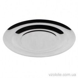 Серебряное блюдце Симпл (арт. 0702702000)