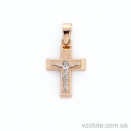 Золотой крестик (арт. 501570)
