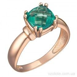 Золотое кольцо с турмалином Шериз (арт. 1191382101тр)