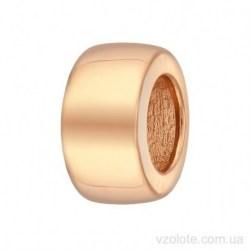 Золотой кулон без камней Бочонок (арт. 3004000101)