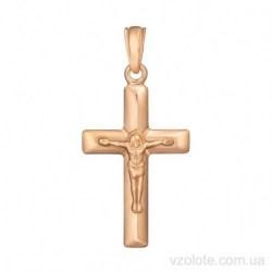 Золотой крестик с распятием (арт. 3006392101)