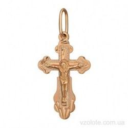 Золотой православный крестик (арт. 3006394101)