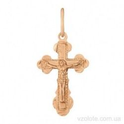 Золотой православный крестик (арт. 3006641101)