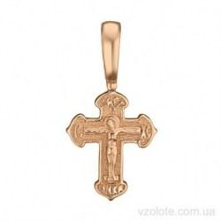 Золотой крестик (арт. 3007414101)