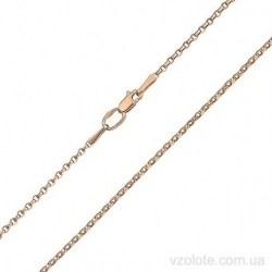 Золотая цепочка круглая Якорная (арт. 5076435101)