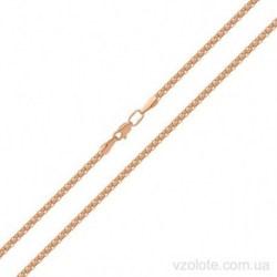 Золотая цепочка двойной Якорь (арт. 5286434101)