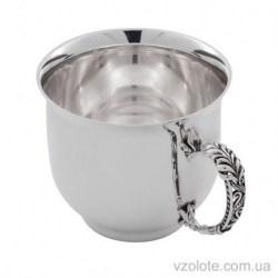 Серебряная кофейная чашка (арт. 8100413)