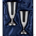 Набор серебряных рюмок Трис (арт. 8100017-Н2)