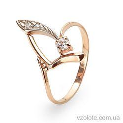 Кольцо золотое (арт. 11106501)