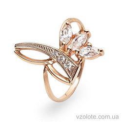 Кольцо золотое (арт. 11103701)