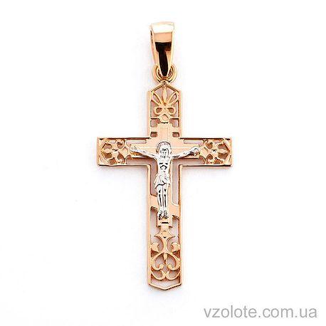 Золотой крестик (арт. 501616)