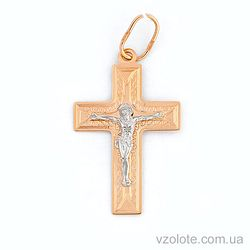 Золотой крестик (арт. 511131нр)