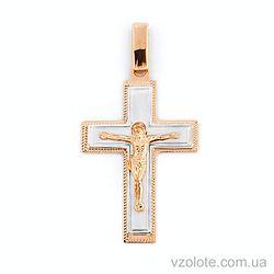 Золотой крестик (арт. 541131нш)