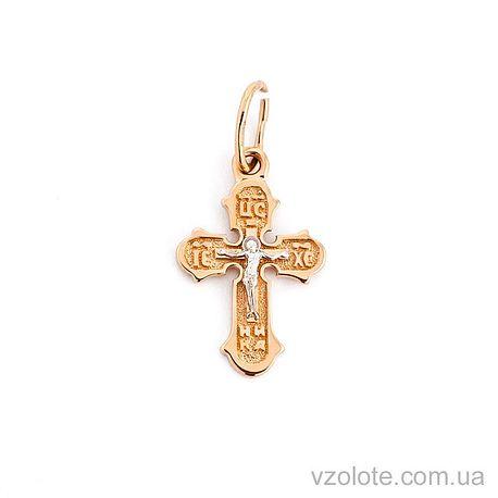 Золотой крестик (арт. 501587)