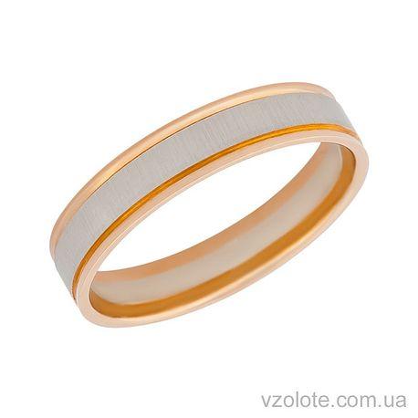 Золотое обручальное кольцо (арт. 441967)
