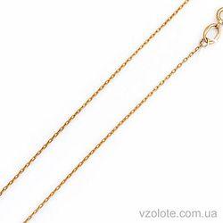 Золотая цепочка Якорная (арт. 306201)