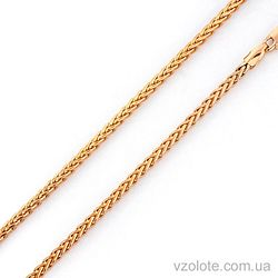 Золотая цепочка Спига (арт. 303506)