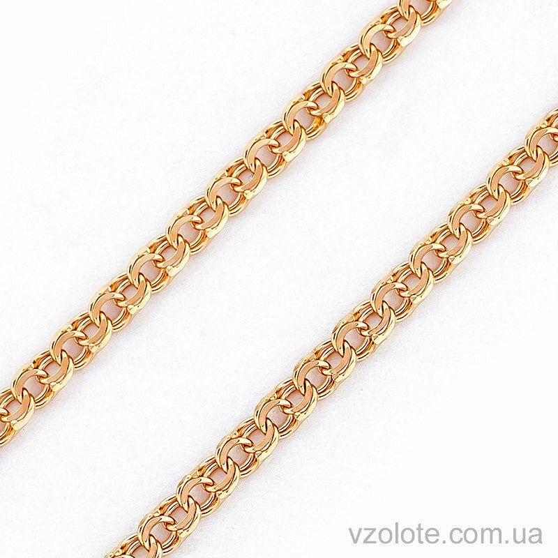 966ceed5c77 Купить золотую цепочку арабский бисмарк (арт. 888034) | Ювелирный ...