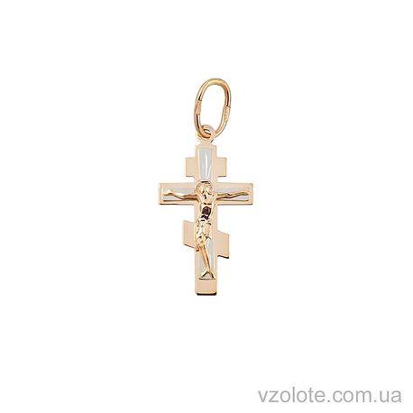 Золотой крестик (арт. 521000н)