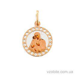 Золотая ладанка (арт. 422702В)