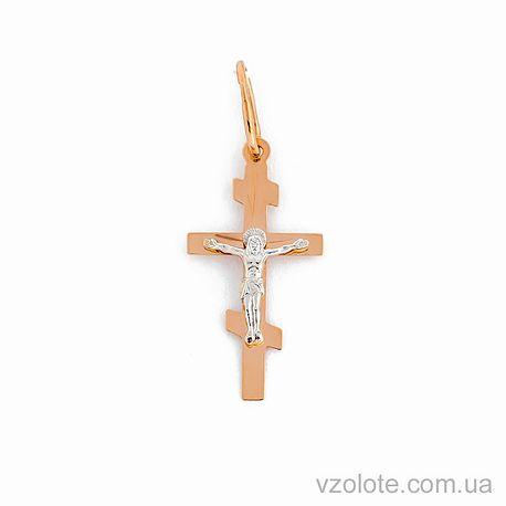 Золотой крестик (арт. 515100)
