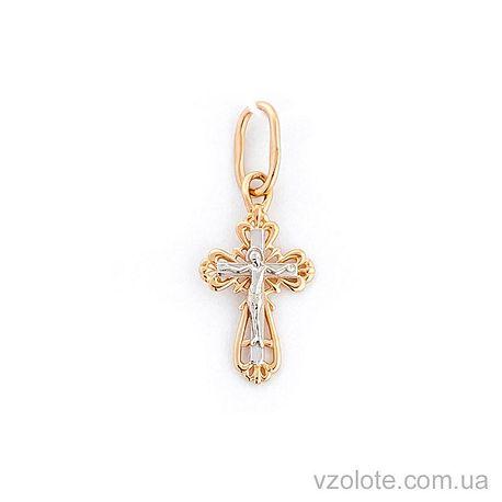 Золотой крестик (арт. 501510)