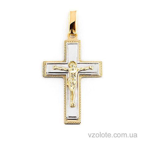 Золотой крестик (арт. 541131жнш)