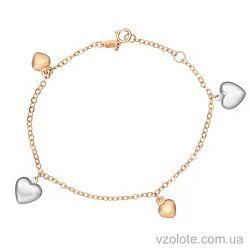 Золотой браслет (арт. 4202519112)