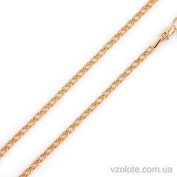 Золотая цепочка Двойной ромб (арт. 303102)