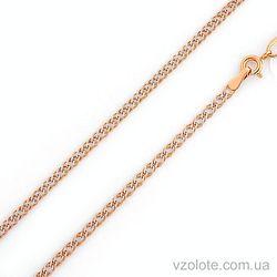 Золотая цепочка Двойной ромб (арт. 303102р)