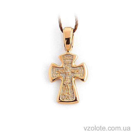 Золотой крестик (арт. 31396-2)