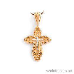 Золотой крестик (арт. 31525-1)