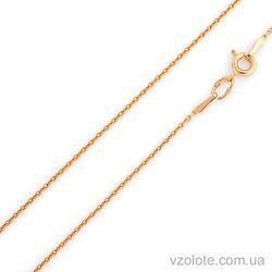 Золотая цепочка Якорная (арт. 5072934101)