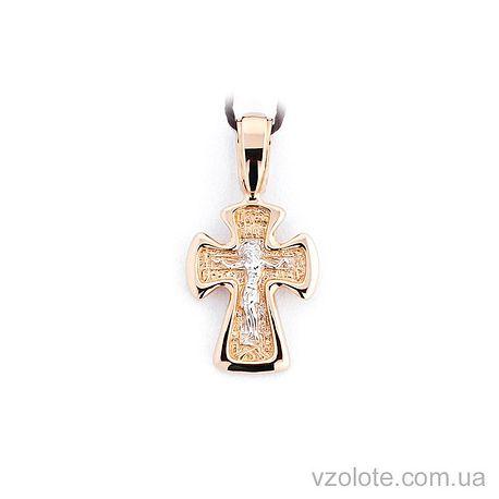 Золотой крестик (арт. 31396-1)