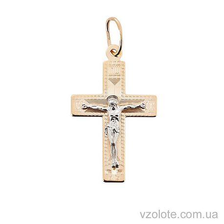 Золотой крестик (арт. 521901р)
