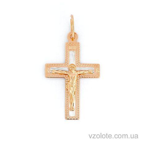 Золотой крестик (арт. 511901р)
