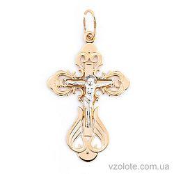 Золотой крестик (арт. 501622)