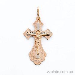 Золотой крестик (арт. 521801р)