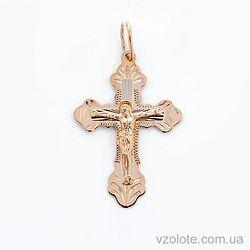 Золотой крестик (арт. 522499)