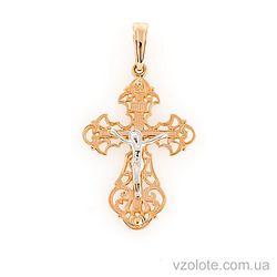 Золотой крестик (арт. 501344)