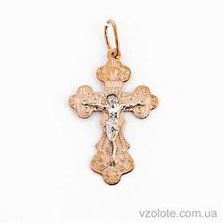 Золотой крестик (арт. 511501р)