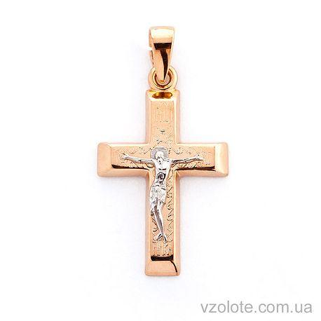 Золотой крестик (арт. 501562р)