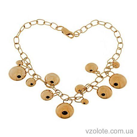 Золотой браслет (арт. 820025)