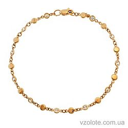 Золотой браслет (арт. 820115)